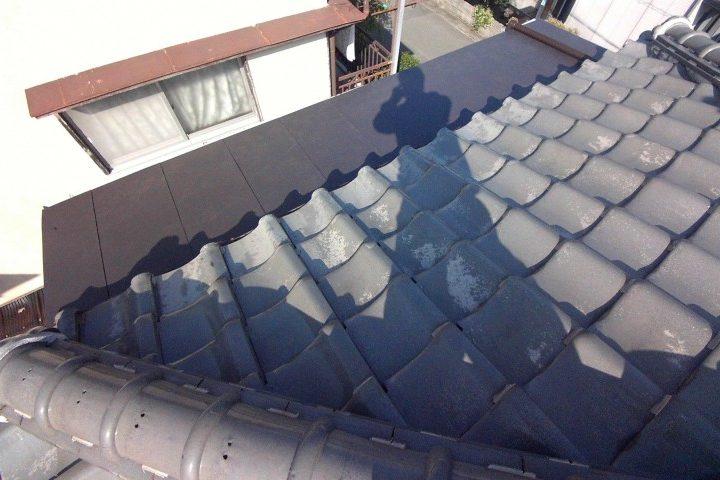 神戸市垂水区 瓦棒張替リフォーム