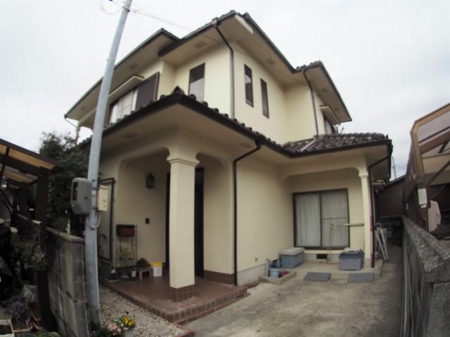 姫路市勝原区 外壁塗装リフォーム