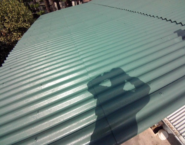 姫路市網干区 屋根塗装リフォーム