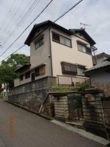 姫路市香寺町 外壁塗装リフォーム