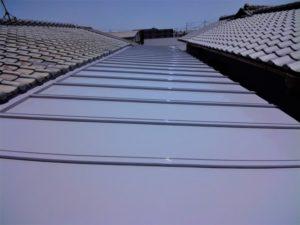 姫路市勝原区 屋根塗装リフォ-ム