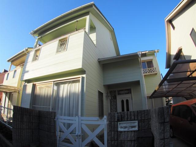 姫路市余部区 外壁塗装・屋根リフォーム