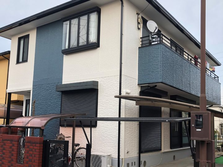 姫路市大津区 外壁塗装・屋根葺替えリフォーム
