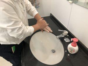 コロナ対策 手洗い
