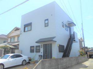 姫路市網干区 外壁塗装・屋上防水リフォーム