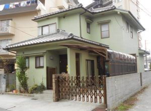 姫路市 外壁塗装リフォーム