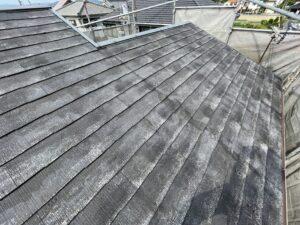 屋根塗装 シーラー後