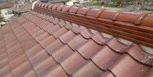 施工事例69 太子町 屋根工事・内装・浴室塗装リフォーム