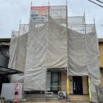 外壁塗装 屋根塗装 足場組み
