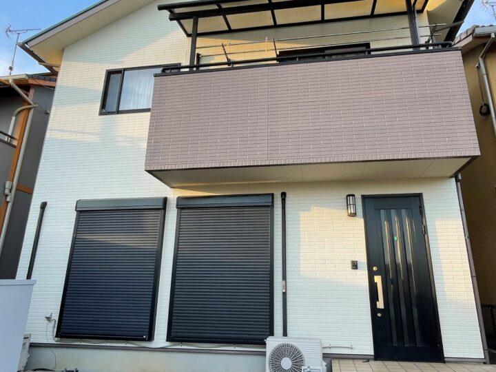 施工事例72 姫路市大津区 外壁塗装・屋根塗装リフォーム